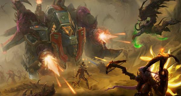 Heroes : Fénix et choc Baroud du mort pour les 20 ans de Starcraft