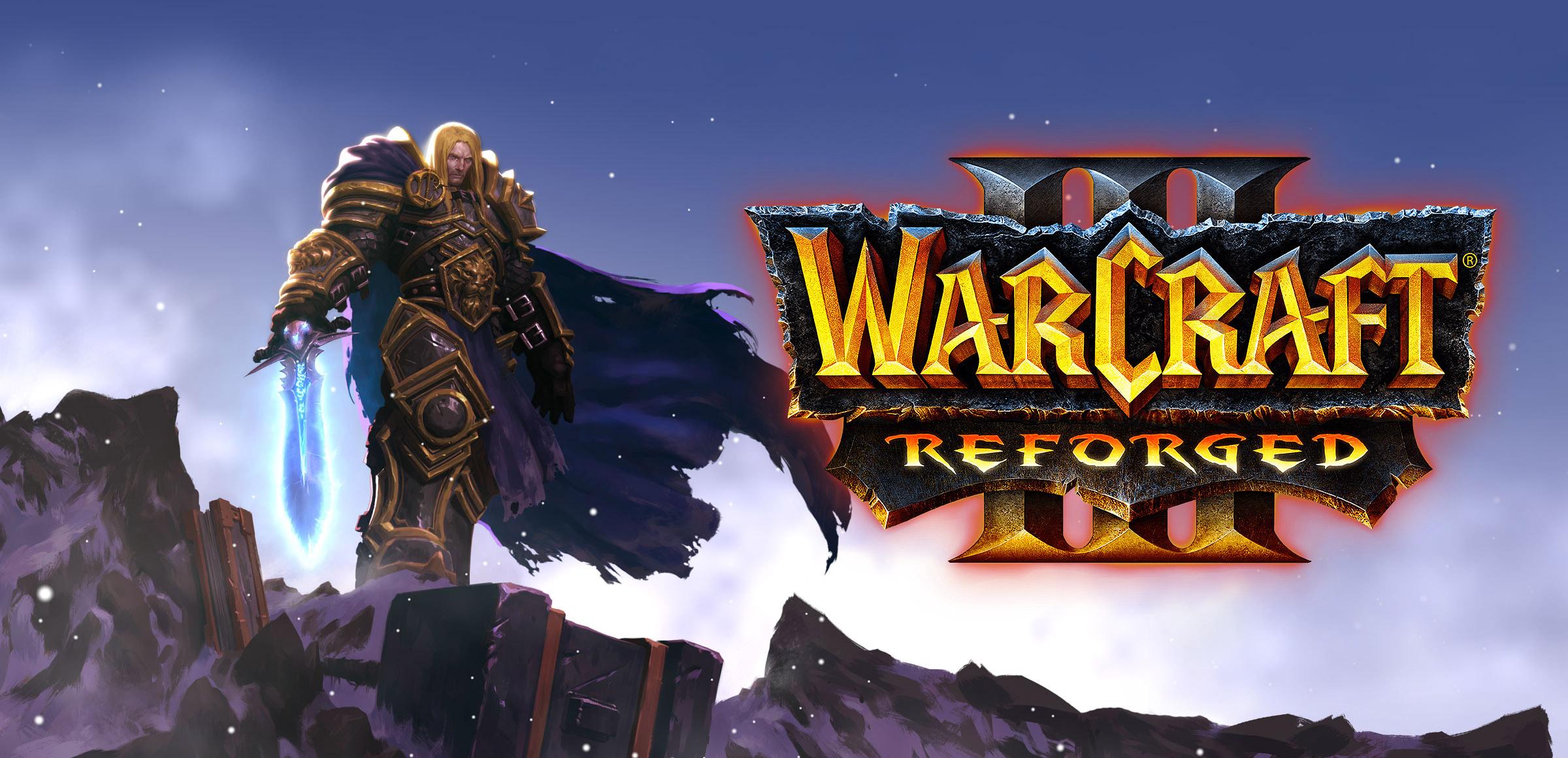 Warcraf 3 : Reforged, est une refonte de Warcraft 3