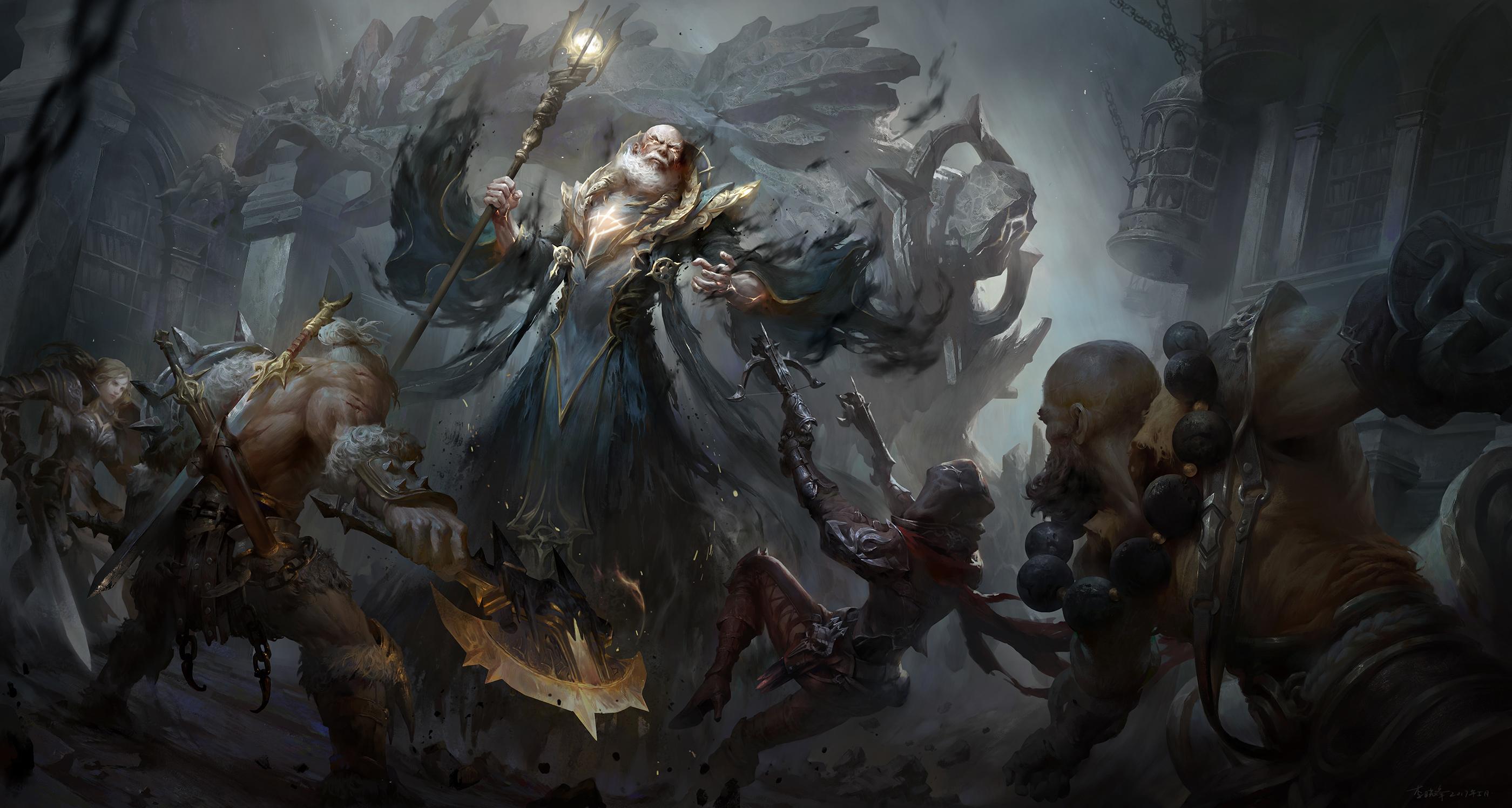 Découvrez les secrets de Zoltun Kune dans les librairies - Diablo Immortal