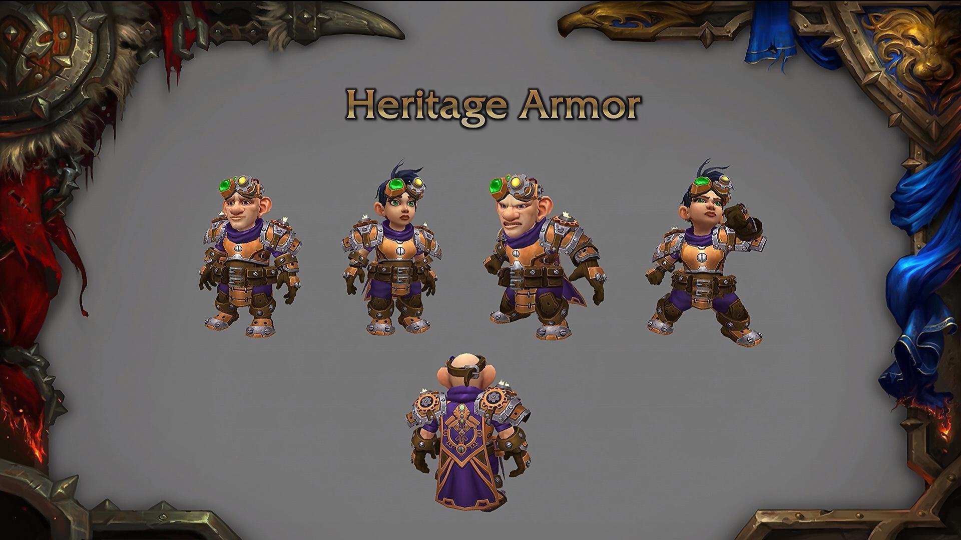 Armure ancestrale des Gnomes