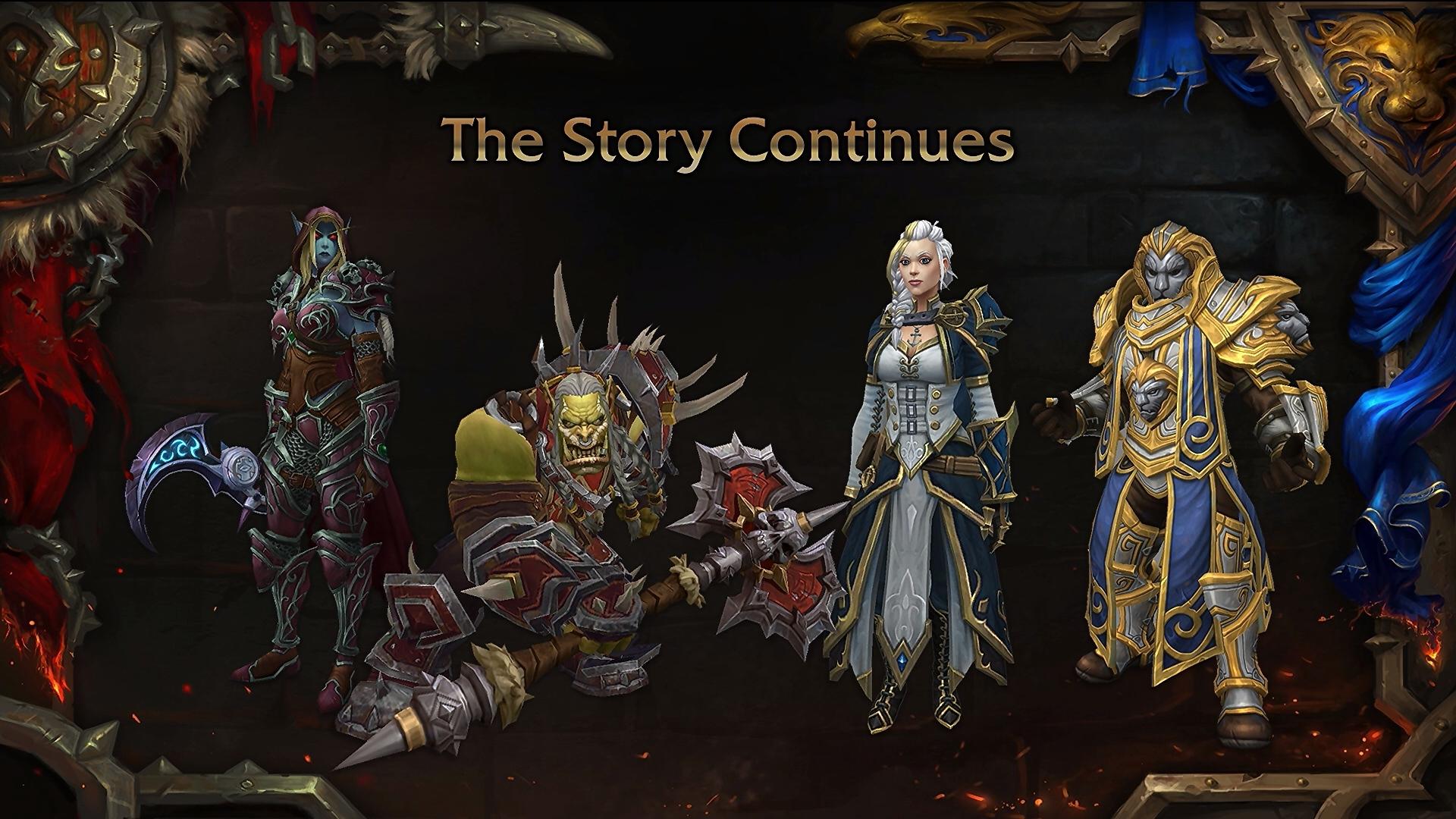 L'histoire continue au patch 8.2.