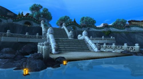 Image de Iles inexplorees patch 8.2