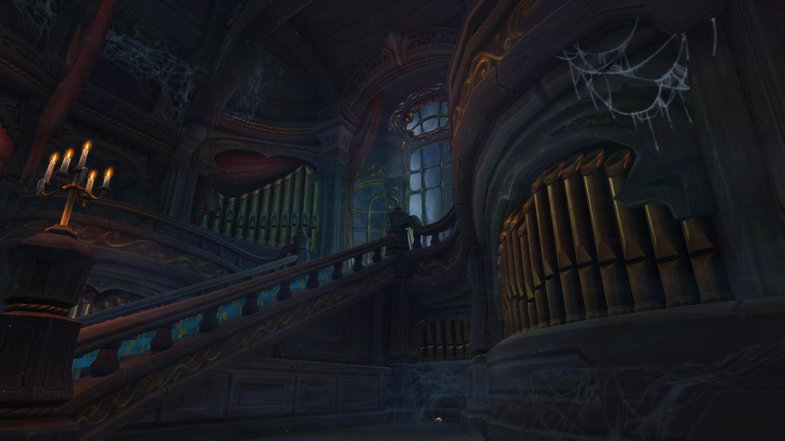 Débloquer les 6 musiques secrètes au Manoir Malvoie à Drustvar