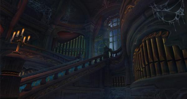 manoir malvoie : debloquer les musiques secretes du donjon