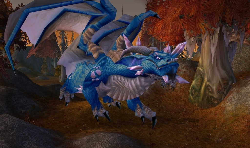 World Boss Azuregos