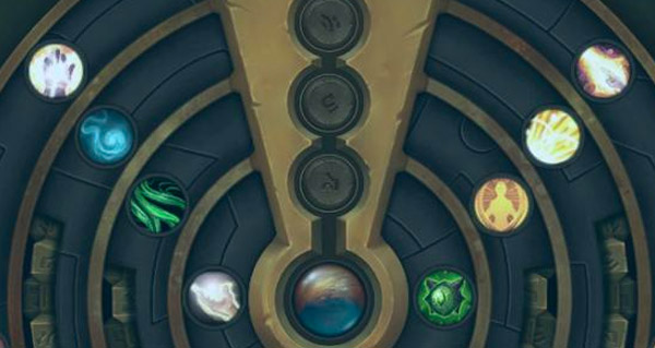 traits d'azerite : le 5e anneau disponible sur le ptr du patch 8.1