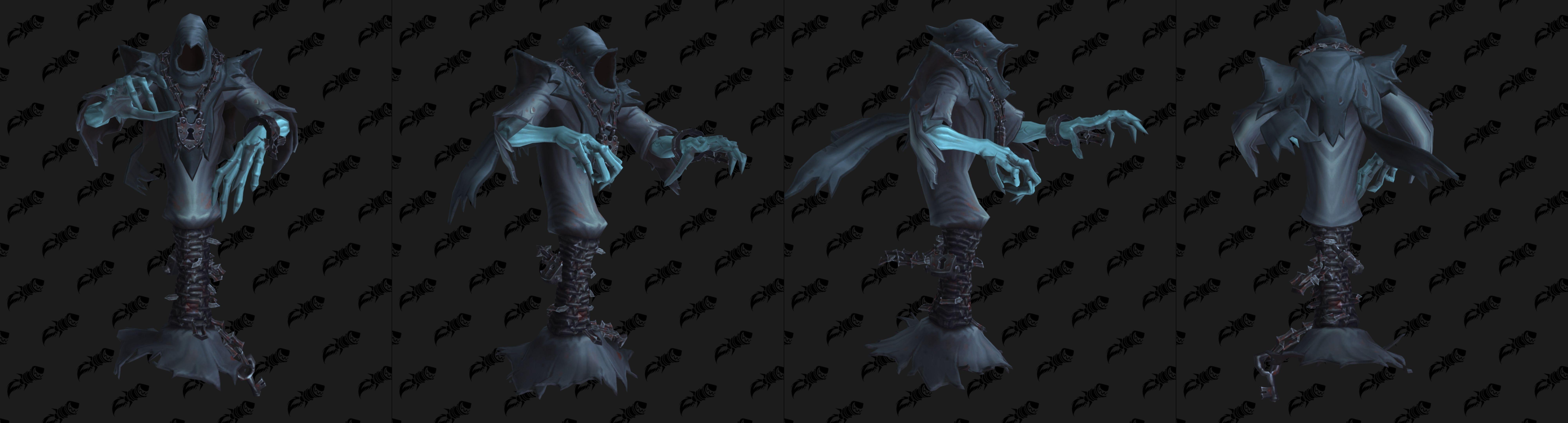 Nouveau modèle de fantôme (patch 8.1)