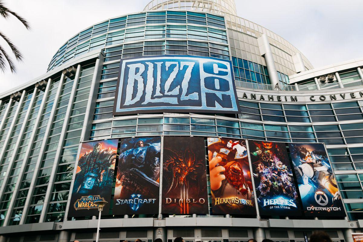 40 000 visiteurs pour la Blizzcon en 2018