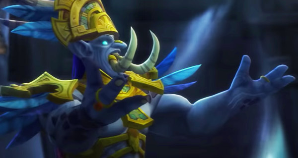 patch 8.1 : la piste audio de la mort de rastakhan dataminee