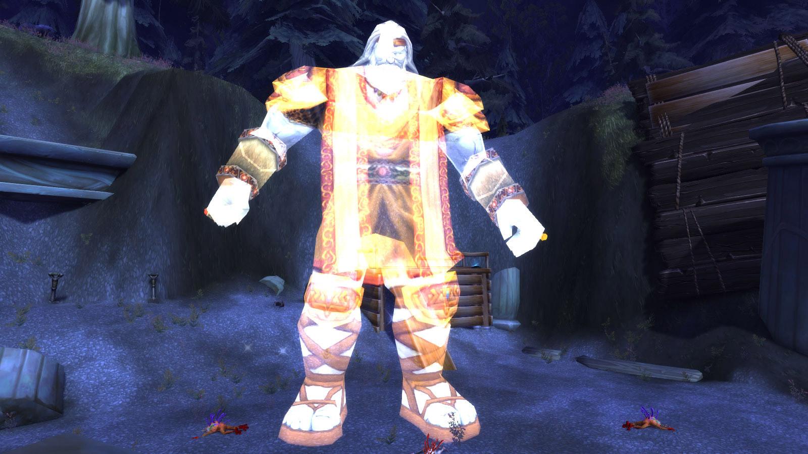 Créature rare de Sombrivage pour les joueurs de niveau 120