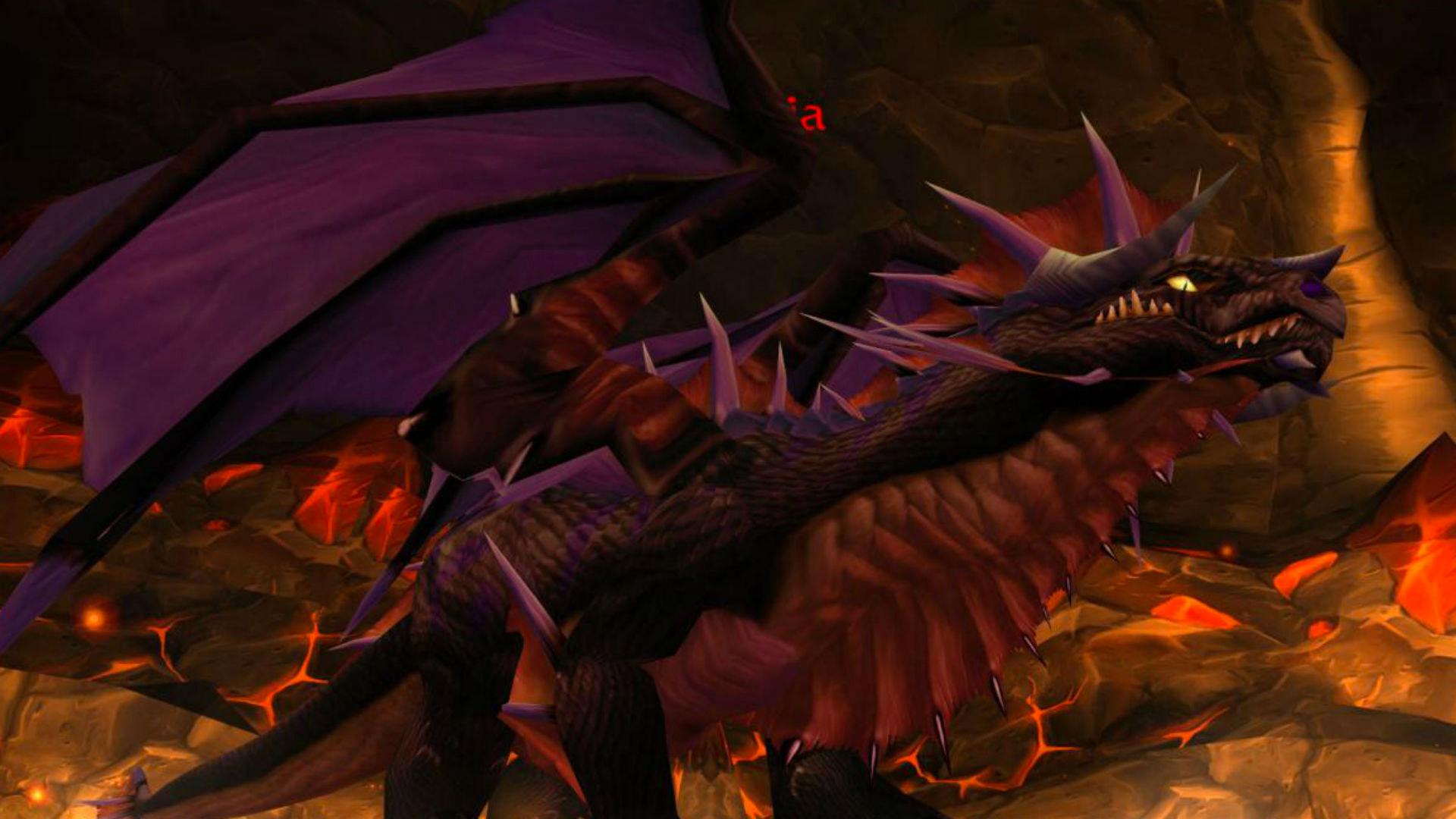 Onyxia est l'un des premiers méchants non issu des jeux de stratégie WarCraft