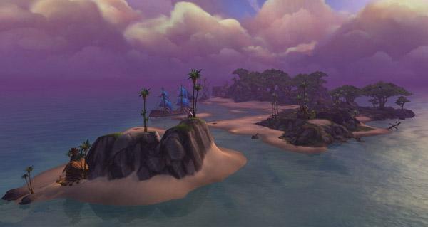 exploration des iles : vers une simplification des recompenses au patch 8.1