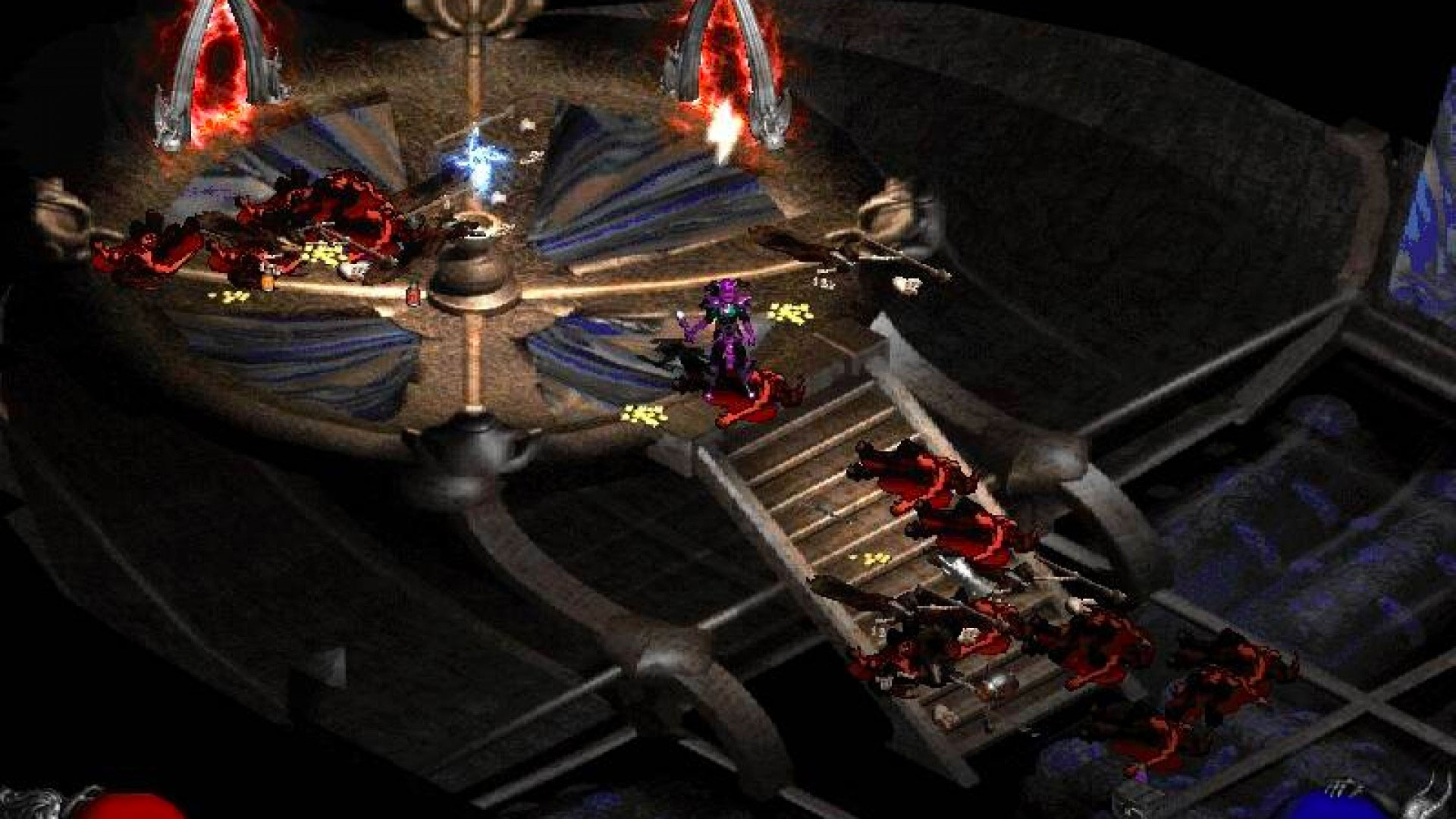 Blizzard développe un jeu Diablo aussi sombre que Diablo 2
