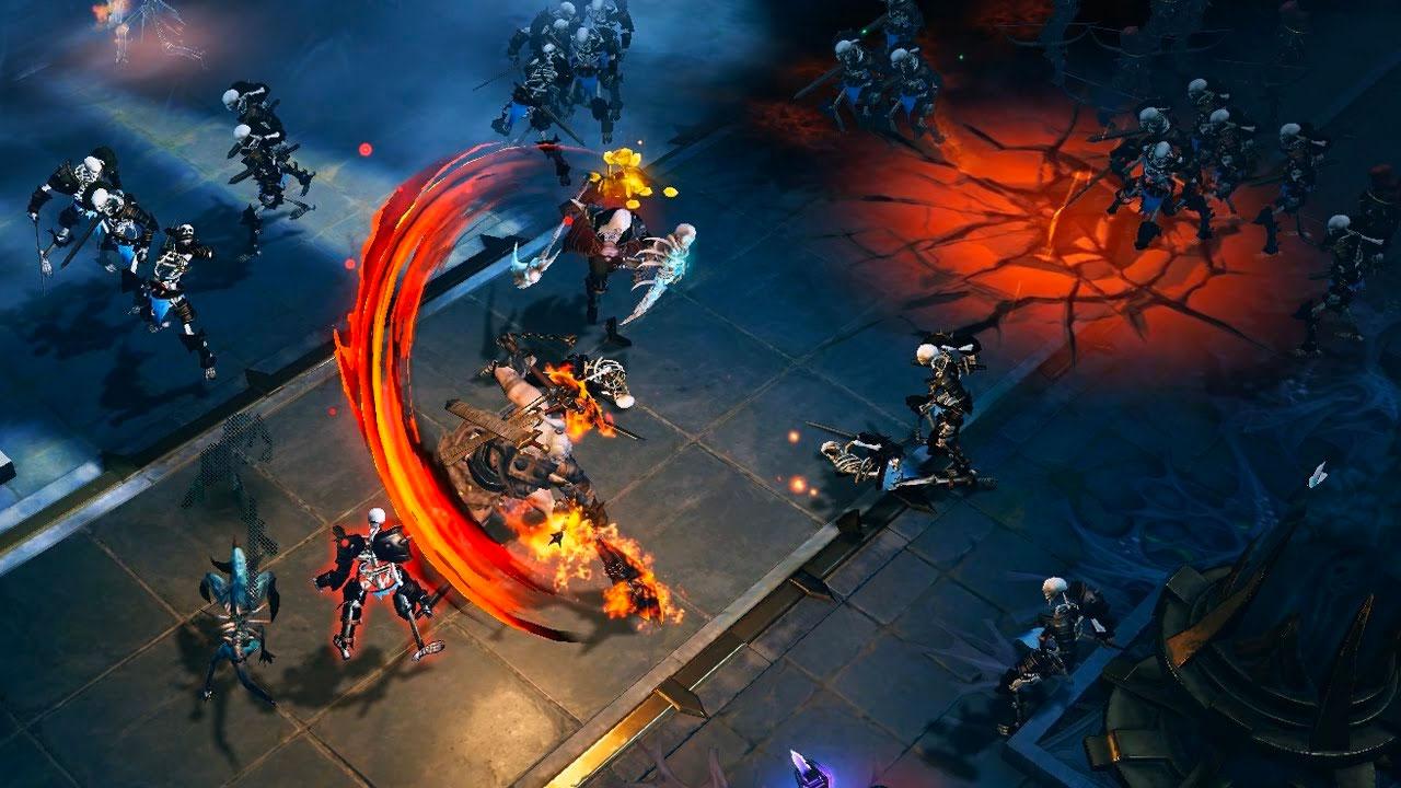 Diablo : Immortal a suscité de vives réactions de la communauté