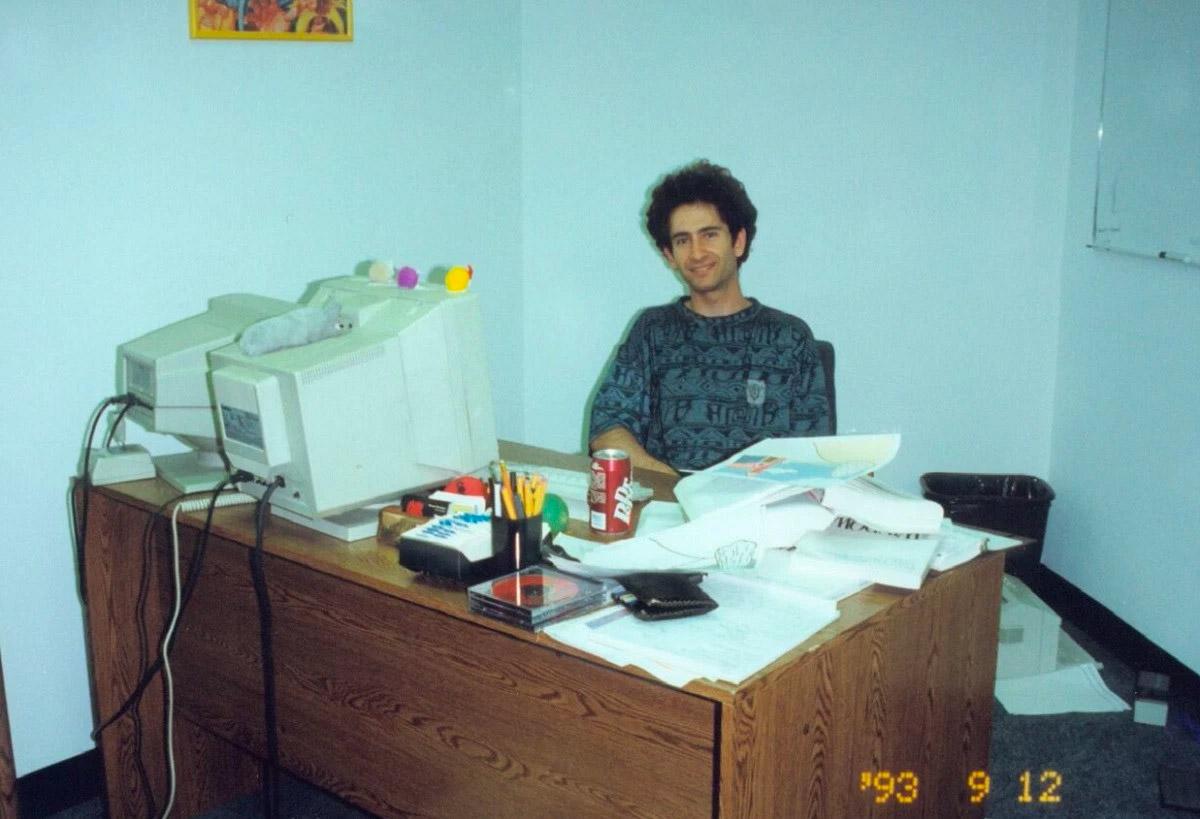 Mike Morhaime est un fondateur de Blizzard