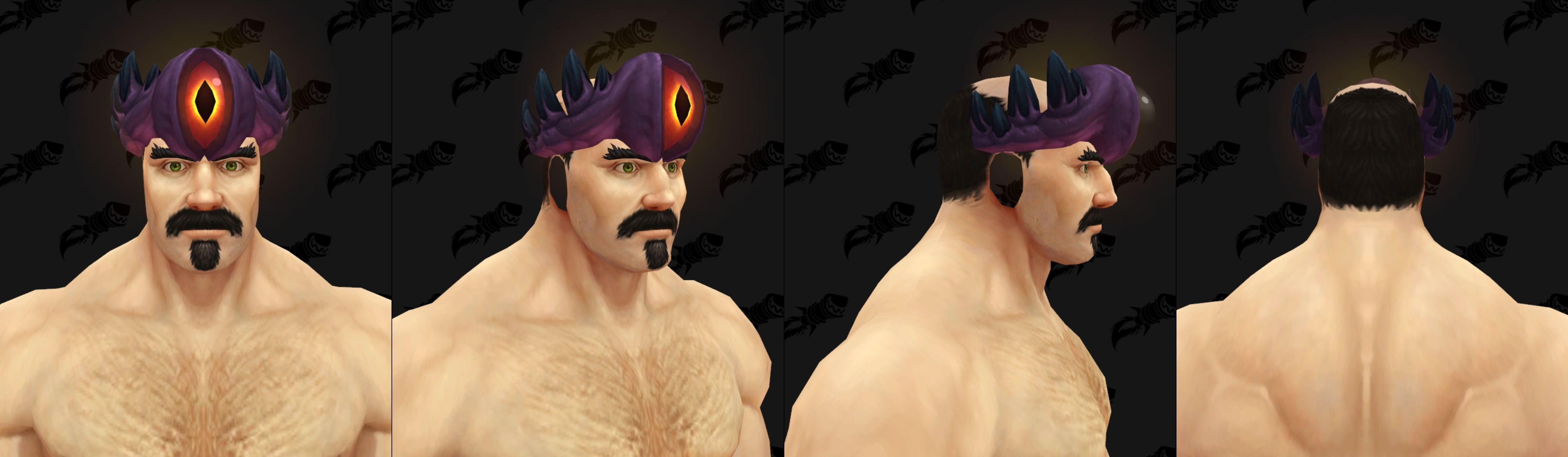 Modèle de casque au patch 8.1