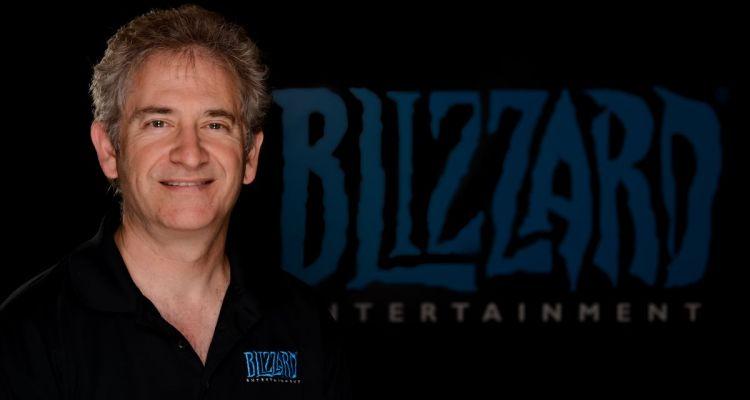 Mike Morhaime quitte son poste de président de Blizzard Entertainement