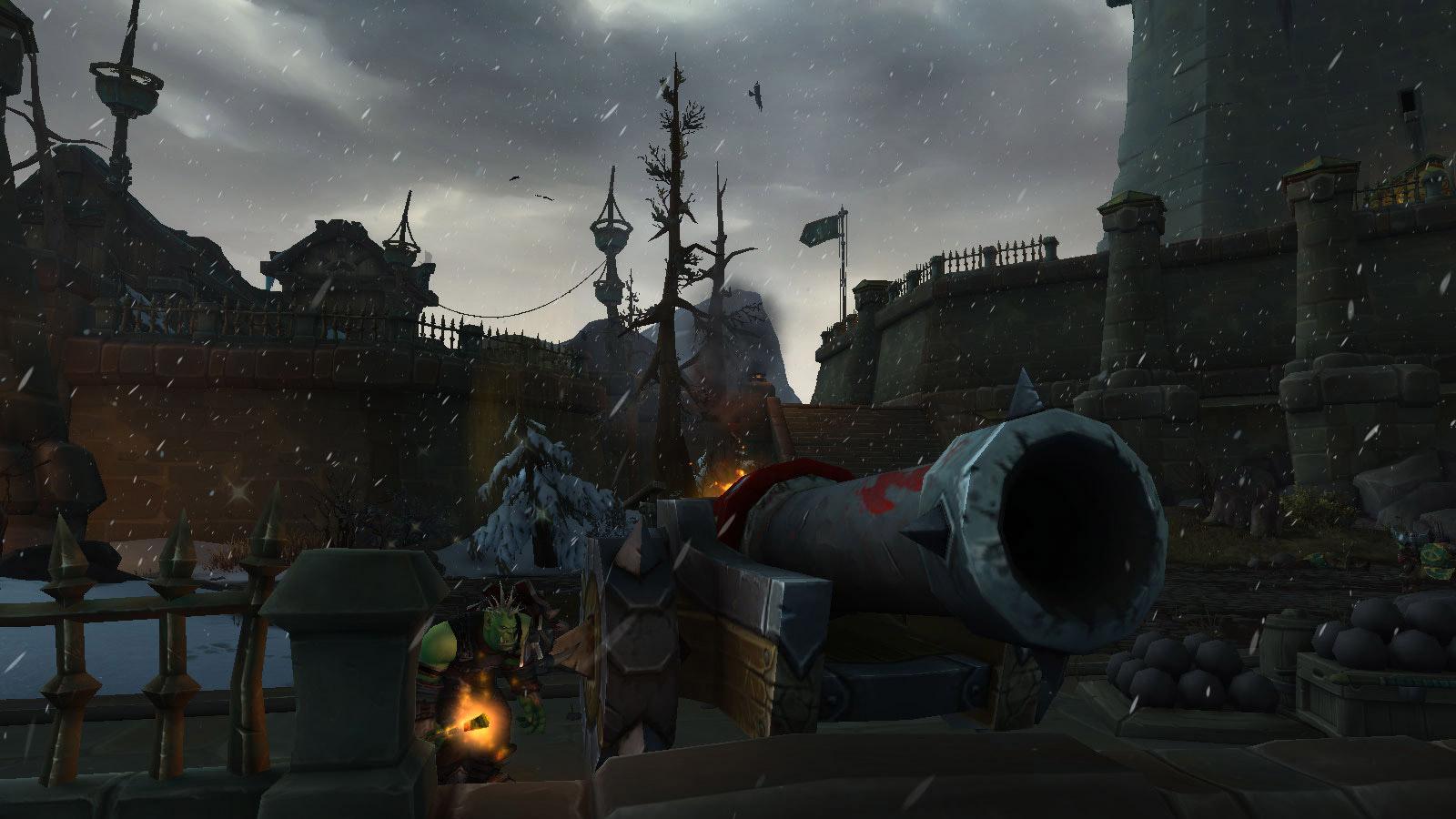 Les incursions à Kul Tiras et Zandalar arrivent au patch 8.1