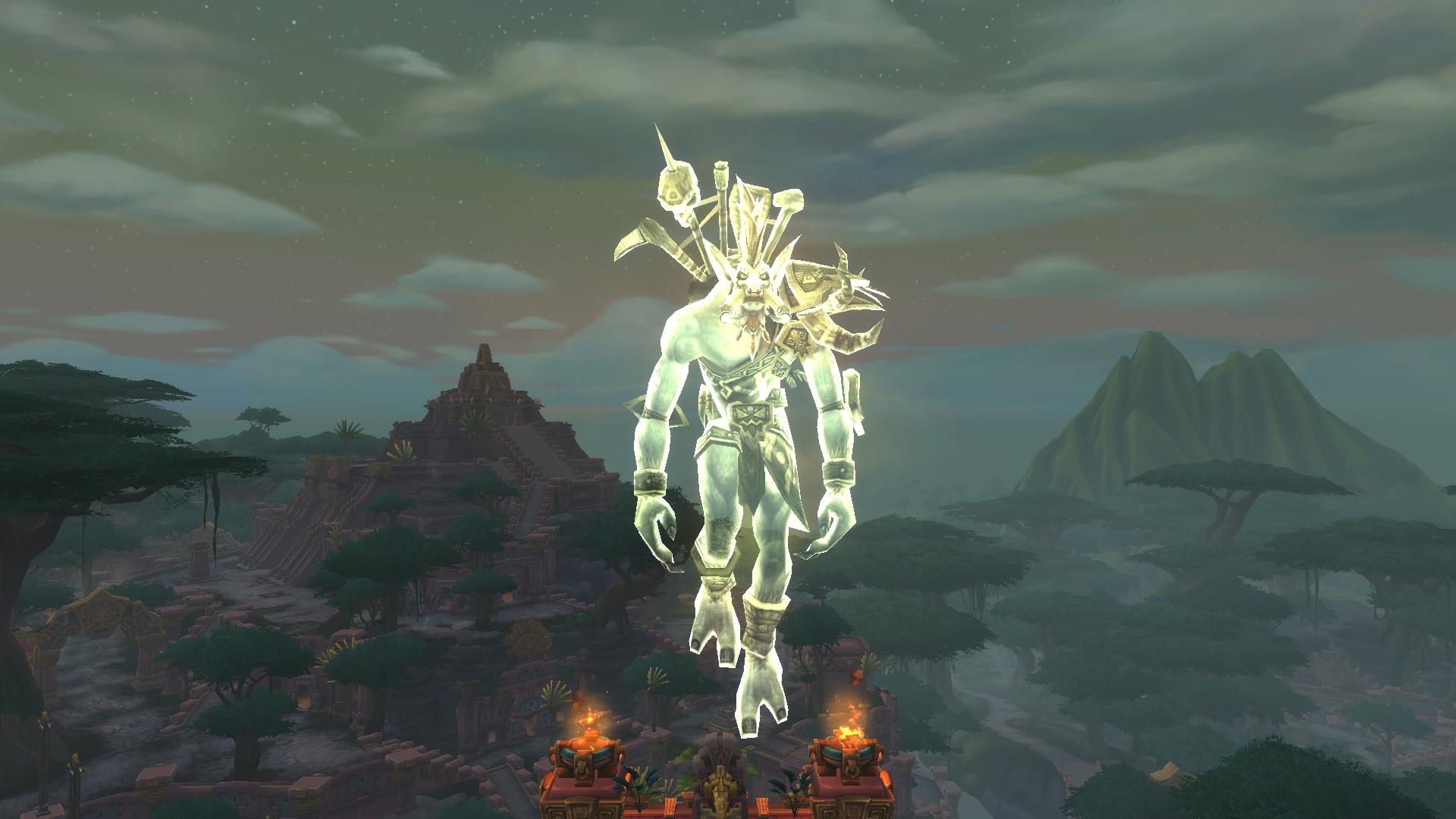 L'esprit de Vol'jin vous attend aux portes du Grand Sceau