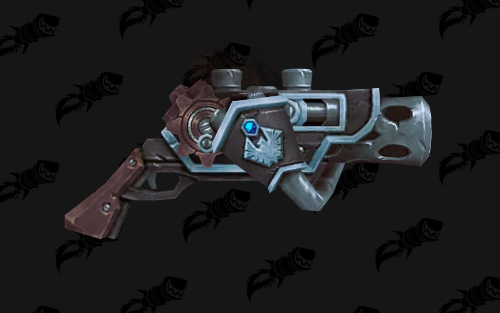 Modèle d'arme à feu - Siège de Zuldazar