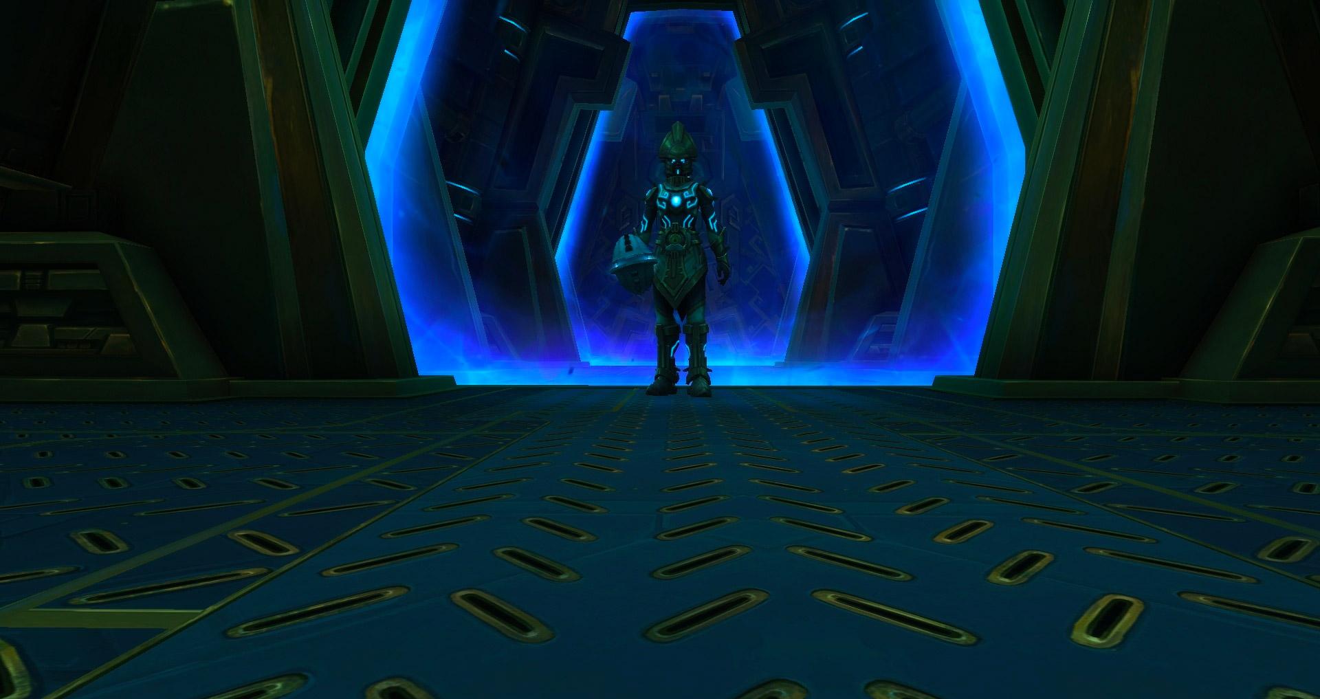 DAME est l'un des boss les plus originaux d'Uldir