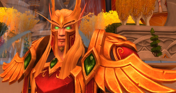 patch 8.1 : apercu de la suite de quetes de l'armure heritage elfe de sang (spoilers)