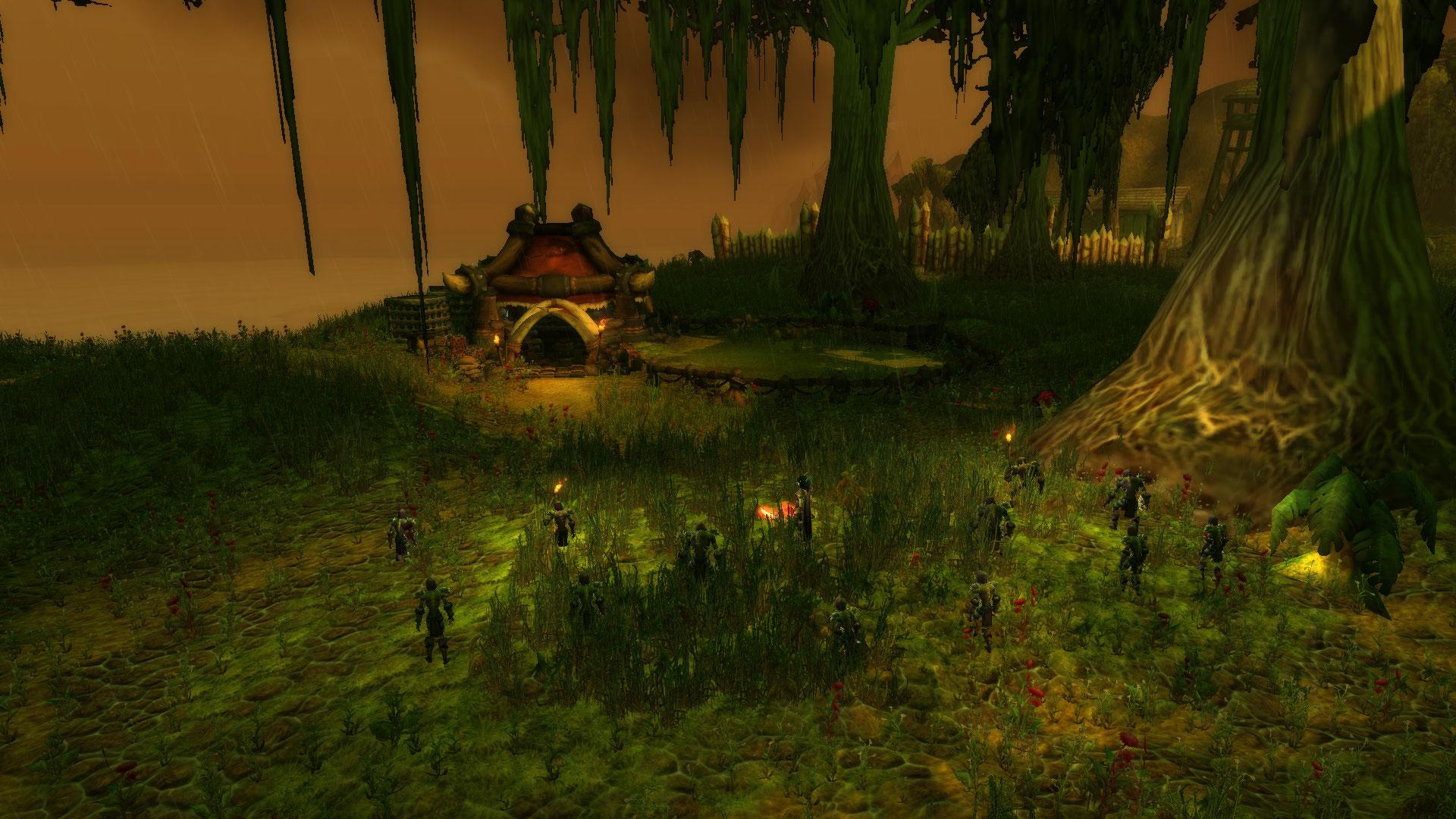 Lyana et les nécrogardes