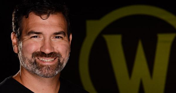 brian holinka de retour dans l'equipe world of warcraft en tant que lead combat designer