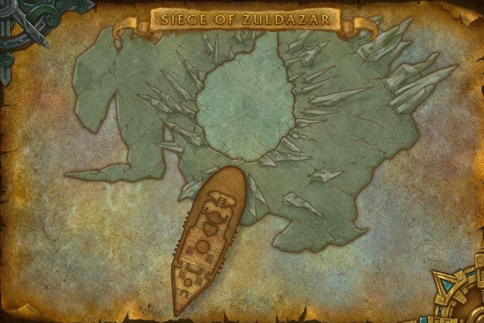 La Horde poursuit Jaina et son navire en haute mer