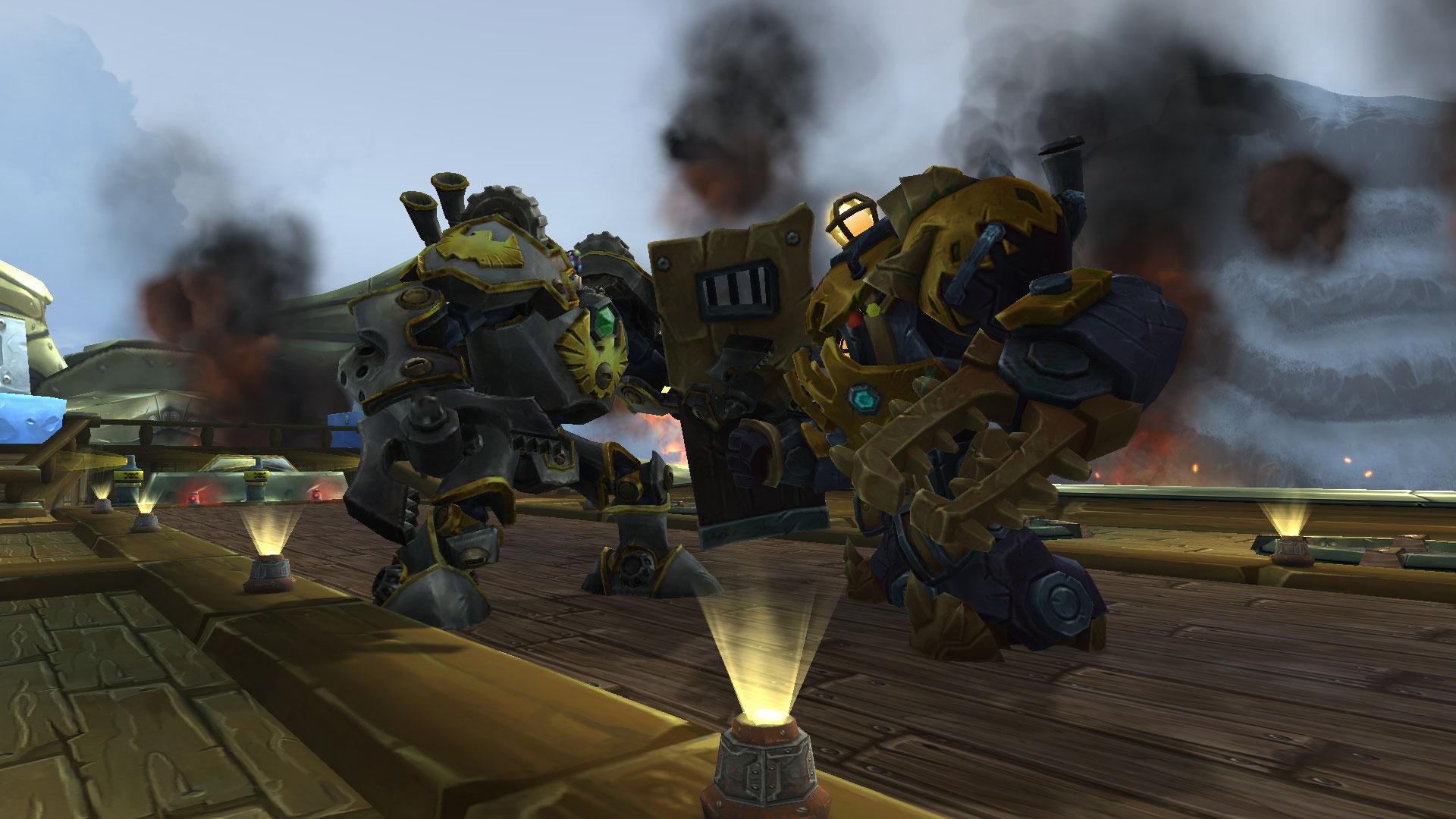 Mekkanivelle parvient à s'enfuir, mais le vaisseau de l'Alliance est détruit