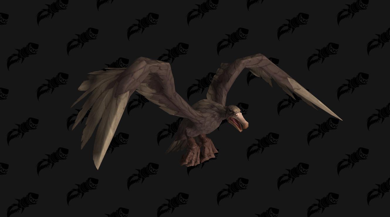 Mascotte Albatross Feather