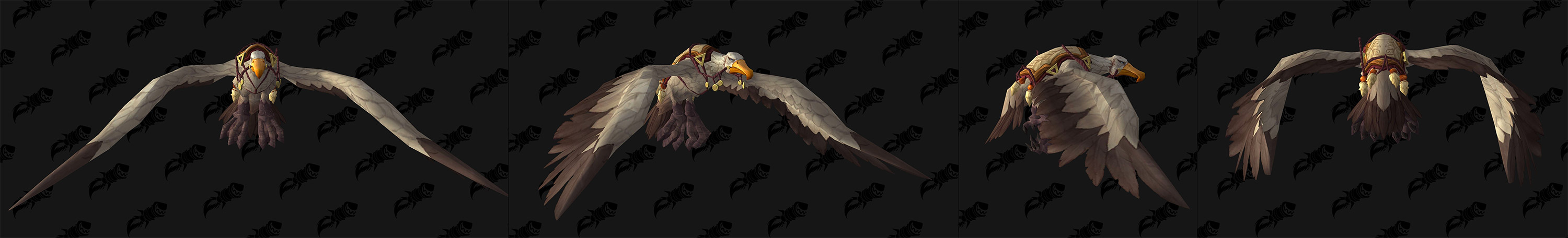 Monture Albatros au patch 8.1