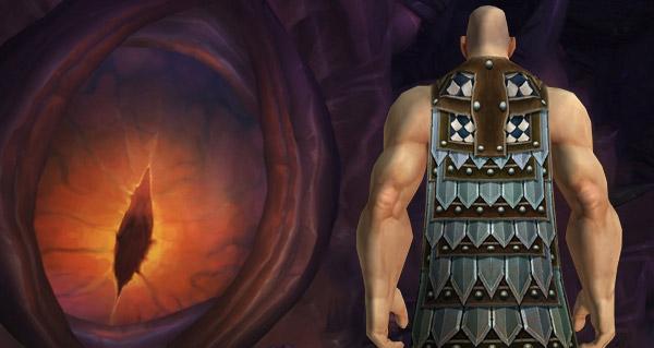 patch 8.1 : nouveaux objets heritage et potion d'experience