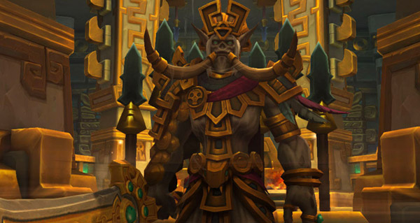 donjons mythiques + de battle for azeroth : loots et affixes