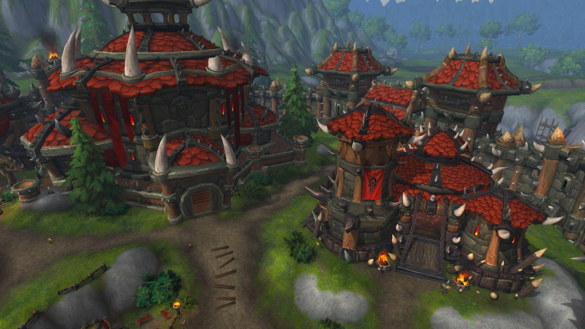 La Horde occupe la forteresse d'Ar'Gorok