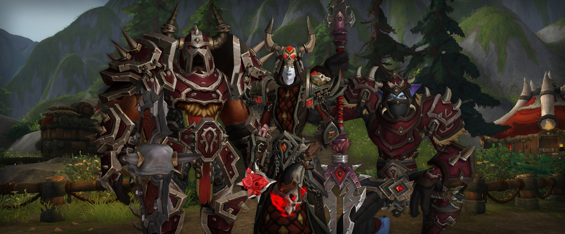 La Horde a accès au front de guerre de la bataille de Stromgarde