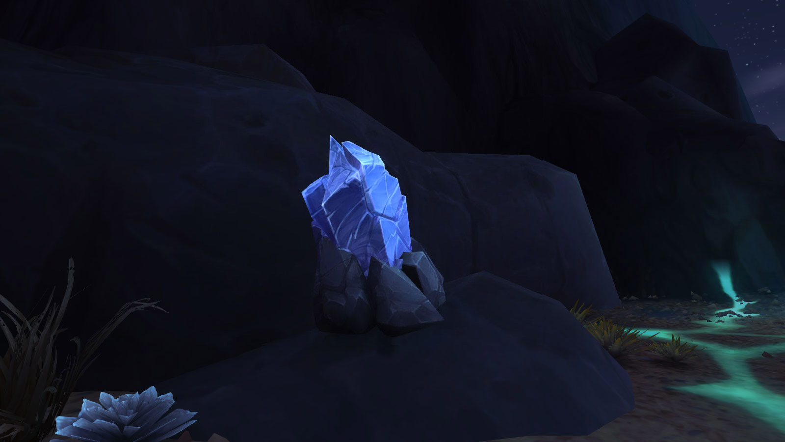 Minerai de foudrargent dans Battle for Azeroth