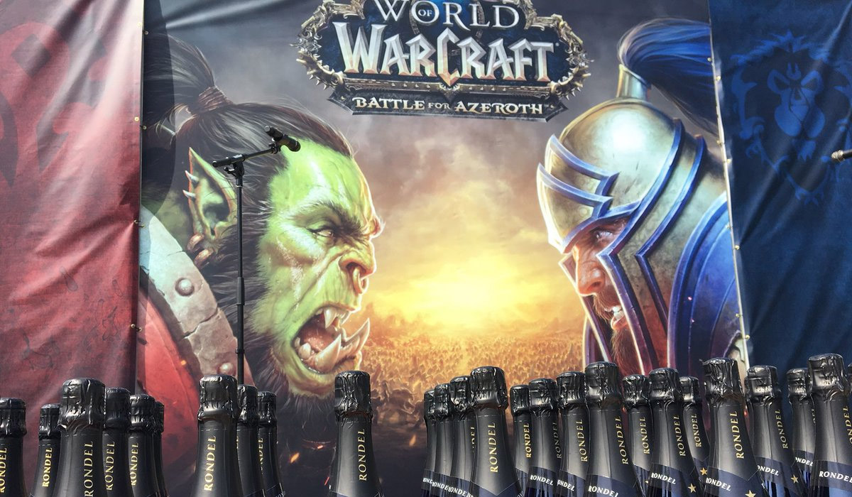 Fête célébrant Battle for Azeroth