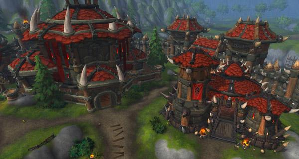 bataille de stromgarde : front de guerre disponible pour la horde