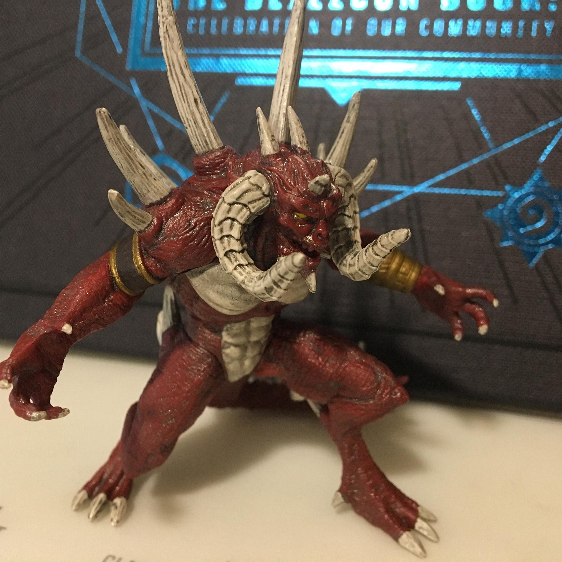 Figurine Diablo