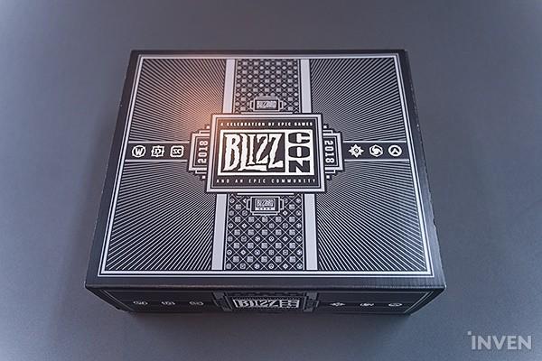 Goody bag Blizzcon 2018