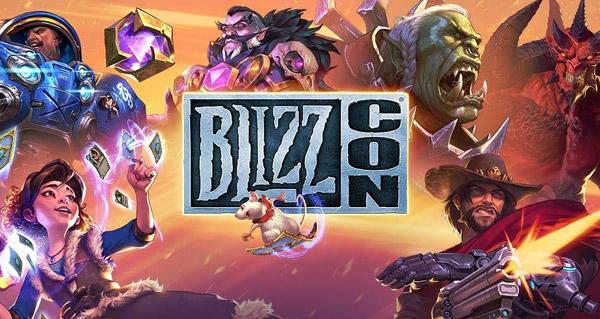 blizzcon 2018 : le key art de l'evenement a ete devoile