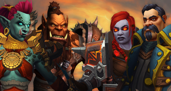battle for azeroth : premieres informations sur les races alliees