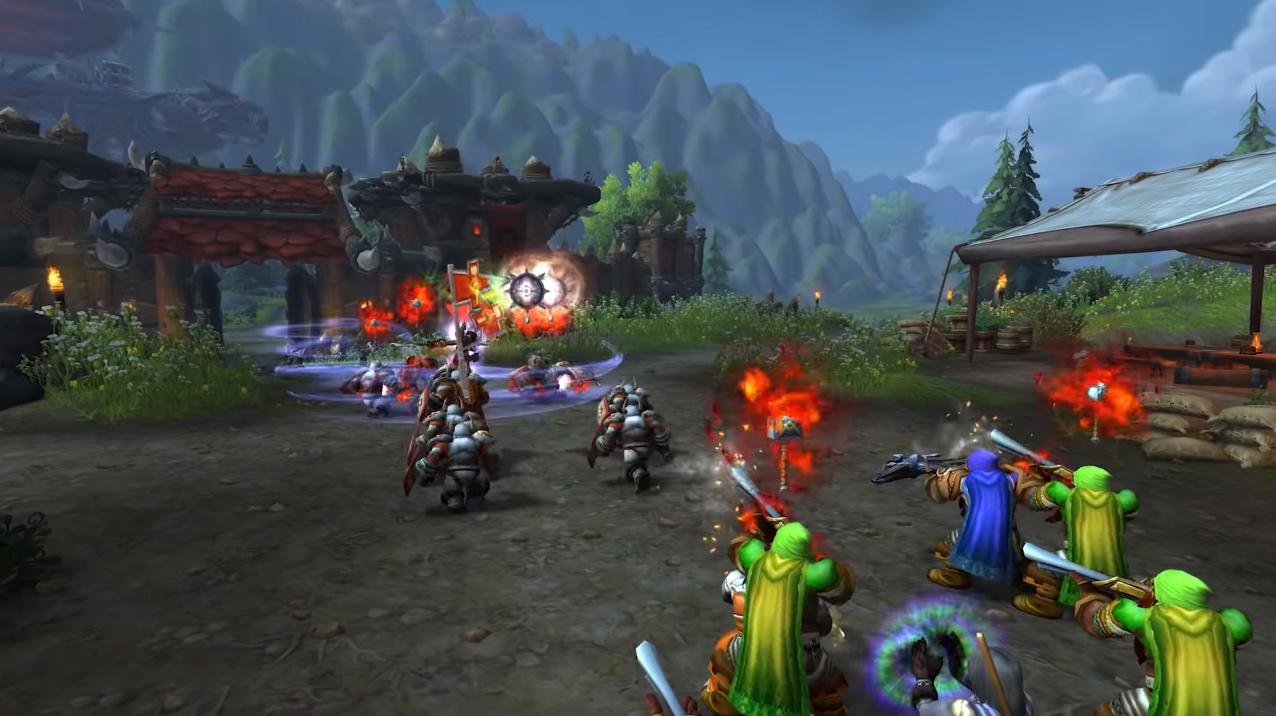 L'Alliance peut faire la bataille de Stromgarde pendant sept jours avant de prendre le contrôle des hautes-terres