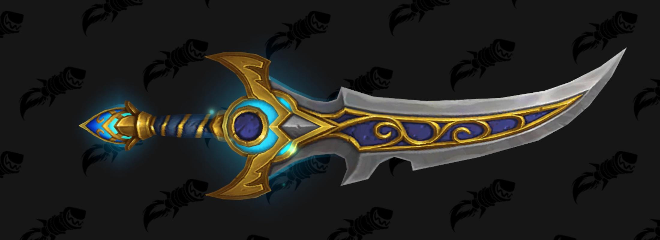 Épée (une main) Alliance - Front de guerre Sombrivage