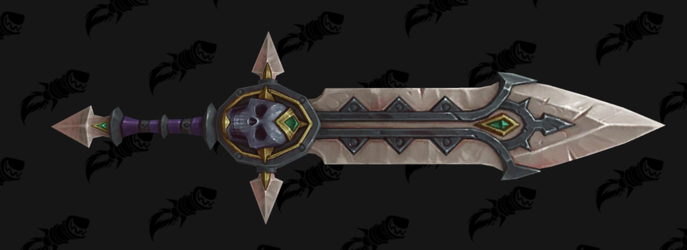Épée (deux mains) Horde - Front de guerre Sombrivage