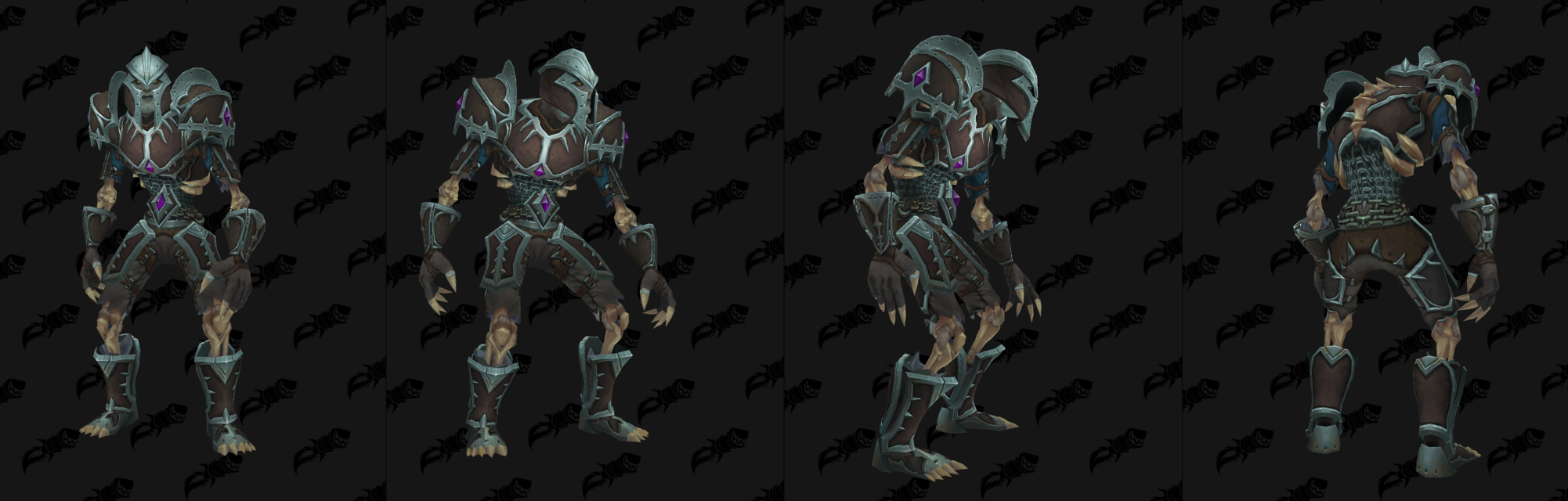 Armure Plaques Horde - Front de guerre Sombrivage Tier 1