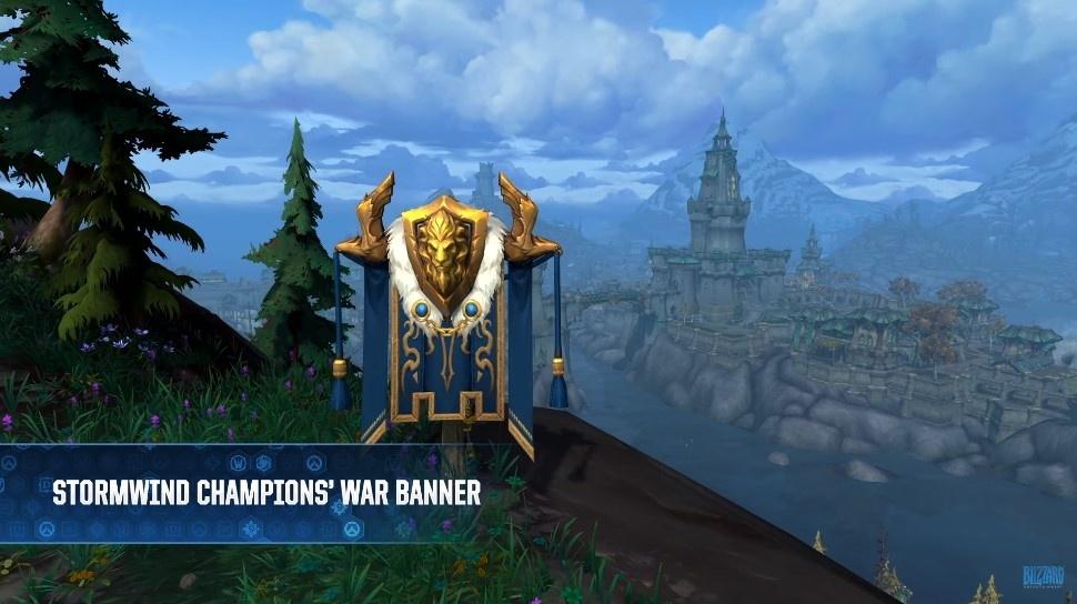 Bannière de guerre de l'Alliance