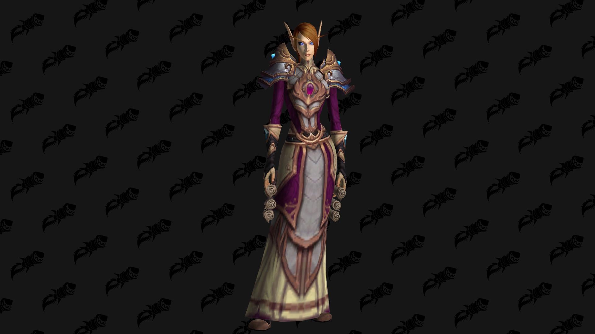 Grande prêtresse Liadrin