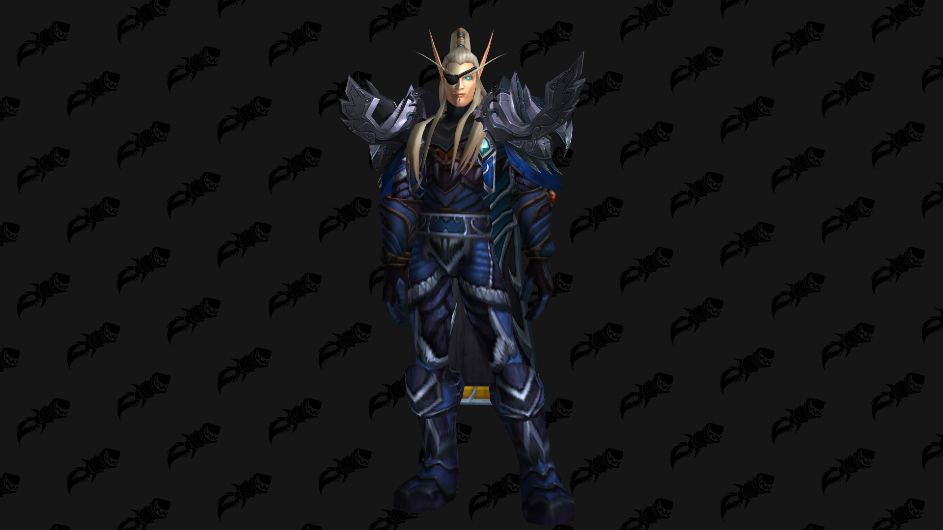 Lor'themar Theron, seigneur forestier